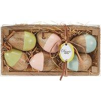John Lewis Easter Eggs Hanging Decorations, Set Of 6