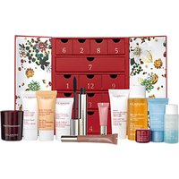 Clarins Beauty Advent Calendar