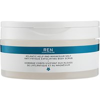 REN Atlantic Kelp And Magnesium Salt Anti-Fatigue Exfoliating Body Scrub