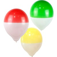 Talking Tables Two Tone Balloons, Pack of 12