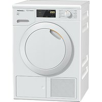 Miele TDB220WP Heat Pump Tumble Dryer, 7kg Load, A++ Energy Rating, White