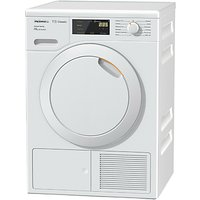 Miele TDD220WP Heat Pump Tumble Dryer, 8kg Load, A++ Energy Rating, White
