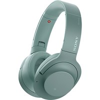 Sony WH-H900N h.ear on 2 Wireless Bluetooth NFC Over-Ear Headphones with Noise Cancellation
