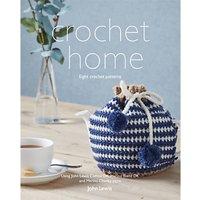 John Lewis & Partners Home Accessories Crochet Pattern Book