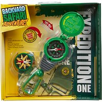 Backyard Safari Expedition One 3 in 1 Compass Tool