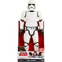 Star Wars Big Fig Storm Trooper 18 Action Figure
