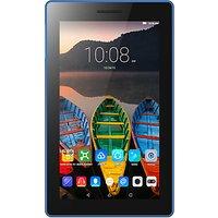 Lenovo Tab 3 7 Essential Tablet, Android, Wi-Fi, 1GB RAM, 16GB, 7, Black