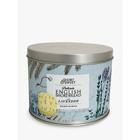 Artisan Biscuits Lavender English Shortbread Gift Tin, 190g