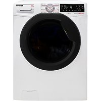 Hoover DWFT410AH3 Freestanding Washing Machine, 10kg Load, A+++ Energy Rating, 1400rpm Spin, White