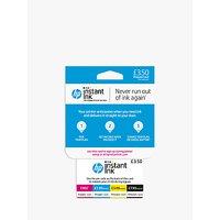 HP Instant Ink Enrolment Card
