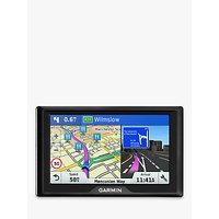 Garmin Drive 51LMT-S Sat Nav with Lifetime Map Updates, UK & Republic of Ireland