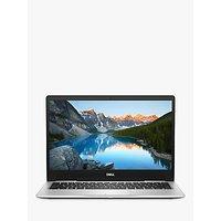 Dell Inspiron 13 7000 Laptop, Intel Core i5, 8GB RAM, 256GB SSD, 13.3 Full HD, Silver
