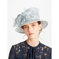 John Lewis Lou Side Up Disc Rose Ornament Occasion Hat