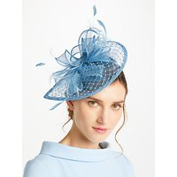John Lewis Diamante Teardrop Fascinator