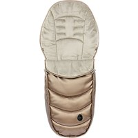 egg Stroller Footmuff, Hollywood Cream at John Lewis & Partners Department Store
