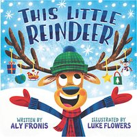 This Little Reindeer Childrens Book