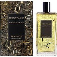 BERDOUES Oud Wa Vanillia Eau de Parfum, 100ml
