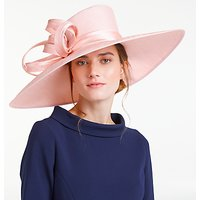 John Lewis Tanya East West Shantung Occasion Hat