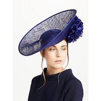 John Lewis Petal Hydrangea Side Disc Occasion Hat