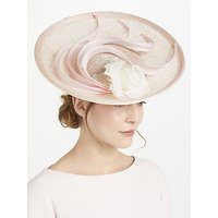Whiteley April Upturn Disc Occasion Hat, Blush