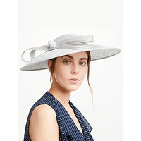 John Lewis Louise Down Brim Disc Bow Detail Occasion Hat