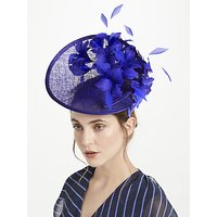 John Lewis Beth Up Turn Swirl Occasion Hat