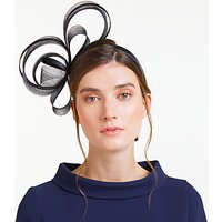 John Lewis Alex Mini Bow Hairband Fascinator