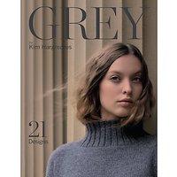Rowan Grey by Kim Hargreaves Knitting Pattern Magazine