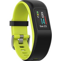 Garmin Vívosport, Smart Activity Tracker with Wrist Based Heart Rate and GPS, Large