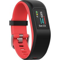 Garmin vivosport, Smart Activity Tracker with Wrist Based Heart Rate and GPS, Small