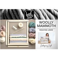 Wool Couture Woolly Mammoth Weaving Loom Kit