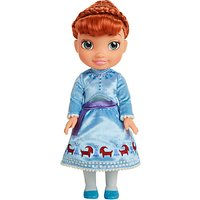 Disney Olaf's Frozen Adventure Anna Doll