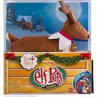 The Elf on the Shelf Elf Pets Reindeer Book with Soft Toy