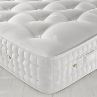 John Lewis Natural Collection Swaledale Wool 9000 Firm Support, King Size, Medium Tension Pocket Spring Mattress