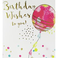 Belly Button Designs Birthday Wishes Card