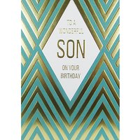 Paperlink Son Birthday Card