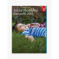 Adobe Photoshop Elements 2018, Photo Editing Software