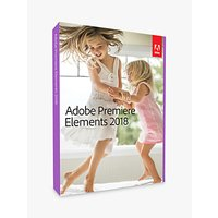 Adobe Premiere Elements 2018, Video Editing Software