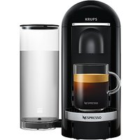 Nespresso Vertuo Plus Coffee Machine by Krups