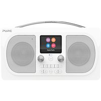Pure Evoke H6 DAB/DAB+/FM Stereo Bluetooth Radio, Prestige Edition