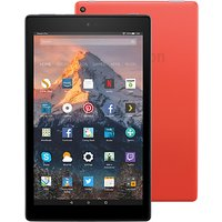 New Amazon Fire HD 10 Tablet with Alexa Hands-Free, Quad-core, Fire OS, 10.1 Full HD, Wi-Fi, 32GB, with Special Offers