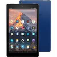New Amazon Fire HD 10 Tablet with Alexa Hands-Free, Quad-core, Fire OS, 10.1 Full HD, Wi-Fi, 64GB, with Special Offers