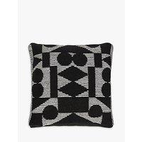 PATTERNITY + John Lewis Reflect Floor Cushion, Black