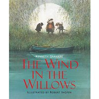 The Wind in the Willows Childrens Book