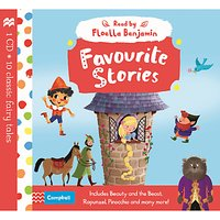 Favourite Stories CD