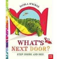 Whats Next Door? Childrens Book