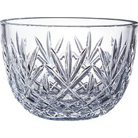 Waterford Huntley Crystal Bowl, Clear