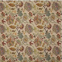 John Lewis Fotheringay Furnishing Fabric, Multi