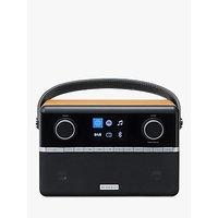 ROBERTS Stream 94i DAB+/FM/Internet Smart Radio with Bluetooth, Black/Wood