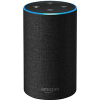 Amazon Echo Smart Speaker with Alexa Voice Recognition & Control, 2nd Generation